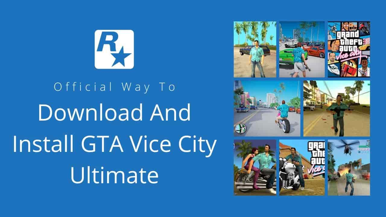 Download-And-Install-GTA-Vice-City