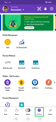How to Remove Bank Account From the Phonepe